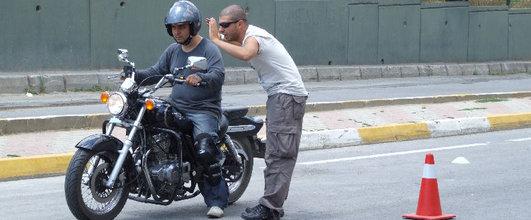 Motosikletleri Farkedin